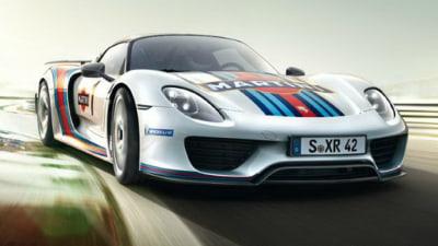 Leaked: Porsche 918 Spyder Super Hybrid Surfaces