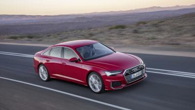 2018 Audi A6 revealed