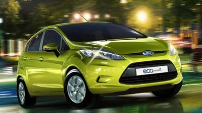2010 Ford Fiesta ECOnetic Announced, On Sale Early December