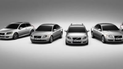 Five Volvo Models Nominated For World Green Car Of The Year