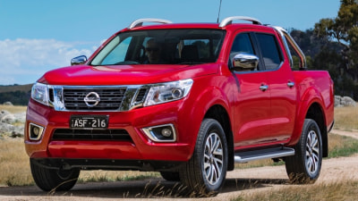 Pricing and Features: 2018 Nissan Navara