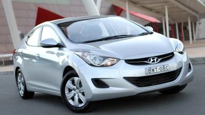 2012 Hyundai Elantra Active Manual Review