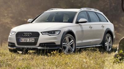 2013 Audi A6 Allroad Hits Australia
