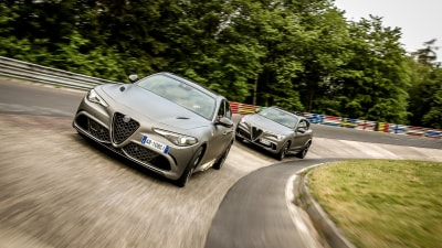 Alfa Romeo NRING editions coming to Australia