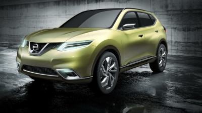 Nissan Hi-Cross Revealed: Is This The New X-Trail?