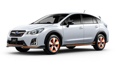 Subaru STI-Enhanced XV tS Emerges In Japan