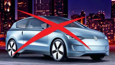 Volkswagen Steering Clear Of Diesel-Electric Hybrid Power: Report