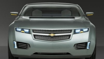 "Holden Puts Hand Up for Chevy Volt, GM Says ""Maybe"""