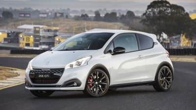 Peugeot 208 GTi limited edition revealed