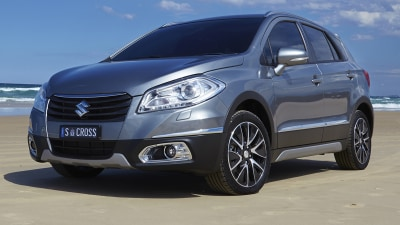 Suzuki S-Cross Recalled For Side Airbag Stitch-Up