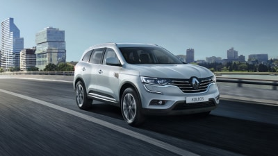 2016 Renault Koleos - Price and Features For Australia