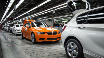 Final BMW M3 Coupe Rolls Off The Production Line In Germany