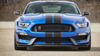 Ford Mustang Shelby GT350 Updated - Now More Track Focused