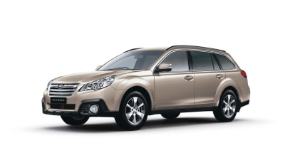 Subaru Adds Outback Diesel Automatic For MY13