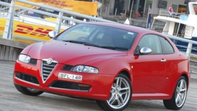 Alfa Romeo GT Monza and 147 Monza Special Editions