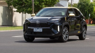 2021 Toyota Yaris Cross Urban review