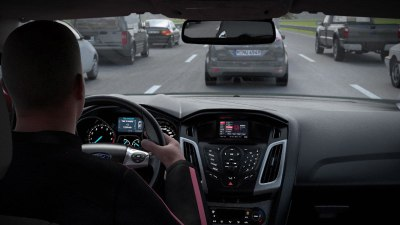 Ford Working To Ease Traffic Congestion And Driver Stress: Video