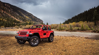 Seven things you should know about the new Jeep Wrangler