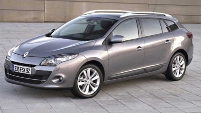 2009 Renault Megane Estate On Sale In Europe In June; Coming To Aus?