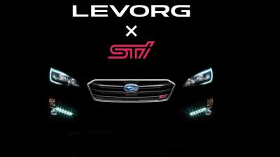 Subaru Levorg STI Teaser Campaign Introduces Hotter Wagon For Japan