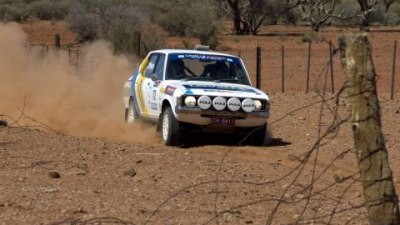 New Classic Outback Trial To Coincide With Repco Rally Australia