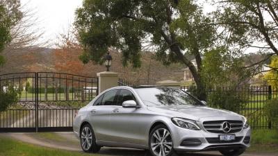 Mercedes-Benz Issues C-Class Diesel Recall