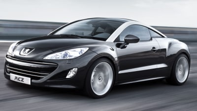 Peugeot RCZ Sports Coupe Launched In Australia