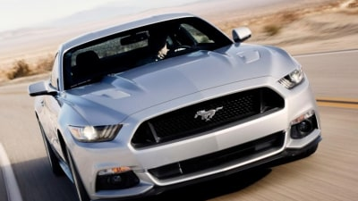 Mustang Becomes World's Best Selling Sports Car - Aussie Pre-orders Top 3000
