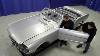 Some Assembly Required: The '64 Ford Mustang Is Back
