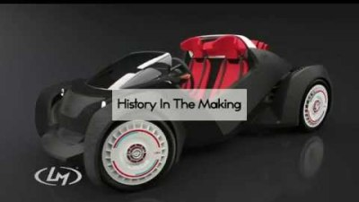 Local Motors Rolls Out 3D-Printed Car