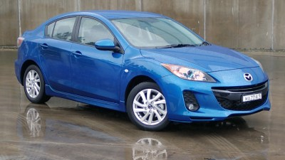 2012 Mazda 3 SP20 SkyActiv Sedan Review