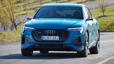 The Audi E-Tron's unusual side mirrors could soon appear on more cars