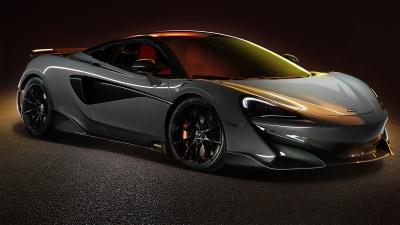 McLaren promises 18 new models by 2025