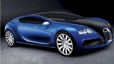 Bugatti Royale To Debut at Frankfurt Show?