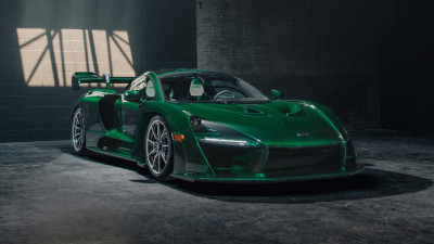 2019 McLaren Senna recalled