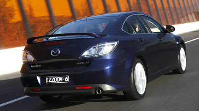 2010 Mazda6 First Drive Review