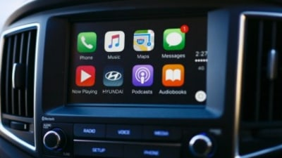 Hyundai Accent, iLoad and iMax get Apple CarPlay