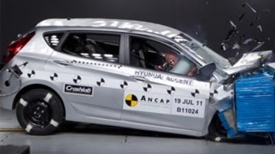 ANCAP 5 Stars: Hyundai Accent, Peugeot 508, Lexus CT 200h, Volvo V60 And Toyota Rukus