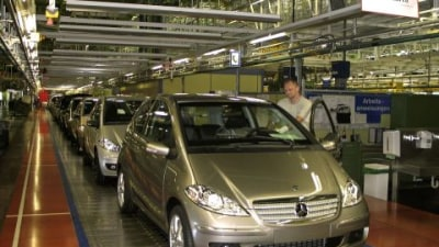 Government Incentive Boosts German Car Sales To Ten Year High
