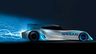Nissan ZEOD RC Electric Endurance Racer Unveiled At Le Mans