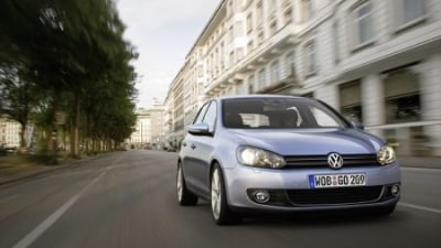Volkswagen Golf Mk VI Revealed?