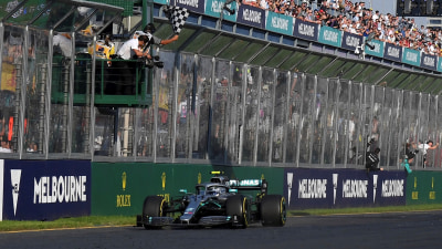 Motorsport: Six things we learned from the Australian Grand Prix