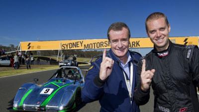 Eastern Creek Raceway Reborn As Sydney Motorsport Park