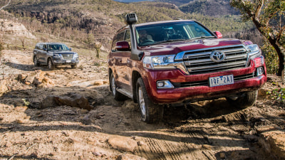 Australians continue to gorge themselves on four-wheel-drive SUVs to holiday at home