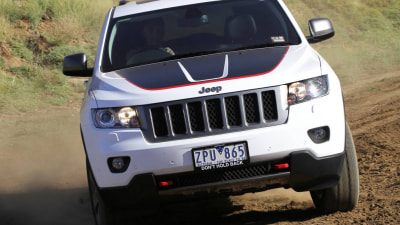 Jeep Grand Cherokee Trailhawk Special Edition Launched In Australia