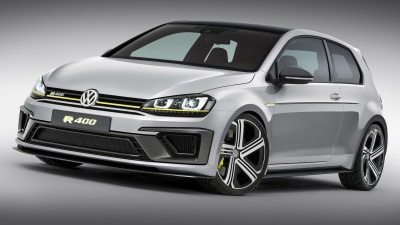 VW Golf R 400 Concept Confirmed, Could Be Even More Powerful