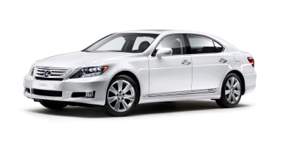 2010 Lexus LS 600hL Launched In Australia