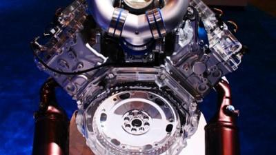 Hyundai Reveals 343kW (460hp) Supercharged Tau V8