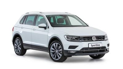 Volkswagen Introduces 2018 Tiguan Sportline 162TSI