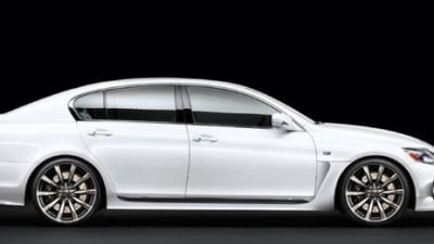 Lexus GS F Rumours Fueled By Company Insiders